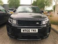 2017 Land Rover Range Rover Evoque Convertible 2.0 Si4 HSE Dynamic Automatic Pet
