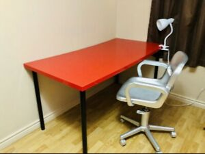Large FURNISHED Room -Walk To Subway- Internet -laundry included