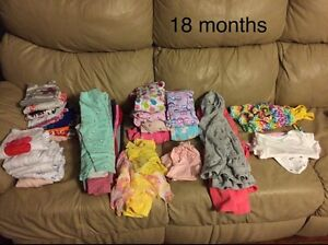 18 Month Baby Clothes