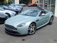 2010 Aston Martin V8 Vantage Roadster 2dr (420) Manual Petrol Roadster