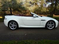 2016 Aston Martin V8 Vantage Roadster 2dr Sportshift (420) Automatic Petrol Road