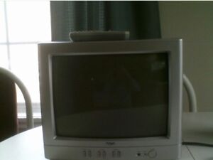 Small rca tv with remote