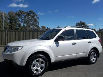From $76p/w ON FINANCE* 2008 Subaru Forester Wagon Blacktown Blacktown Area Preview