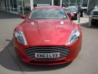 2014 Aston Martin Rapide S V12 4dr Touchtronic Automatic Petrol Saloon