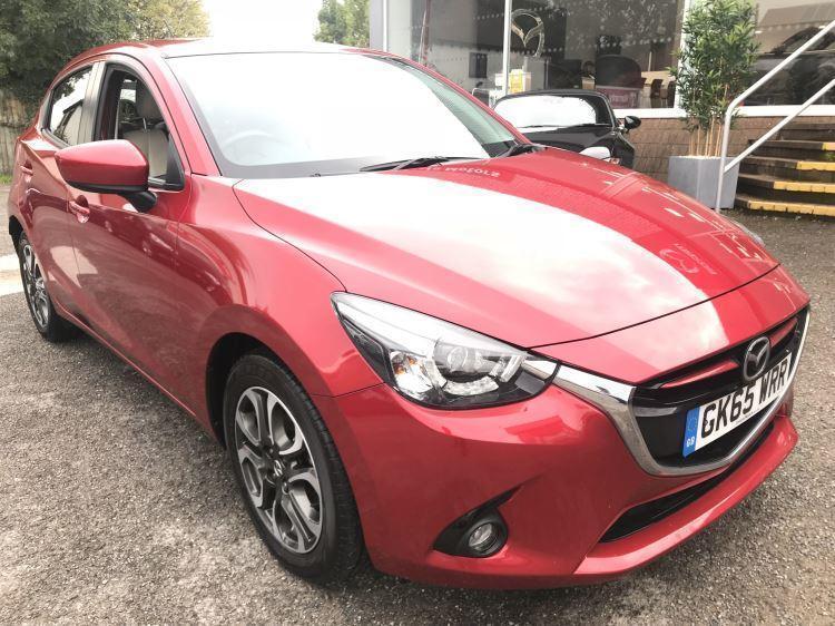 2015 Mazda 2 1.5 115 Sport Nav 5dr Manual Petrol Hatchback
