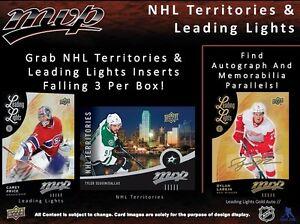 2016-17 Upper Deck MVP Hockey Trading Cards Hobby Box Kitchener / Waterloo Kitchener Area image 5