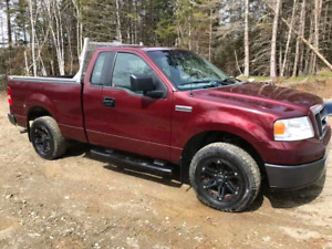 2006 short wheel base F150