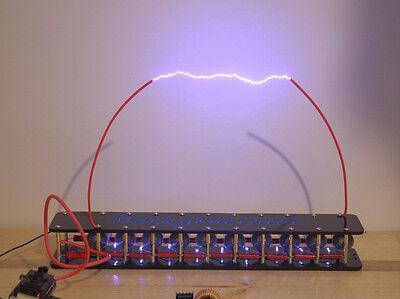 Assembled Board 10grades Marximpulse Voltagepulse High Voltage Generator Tesla