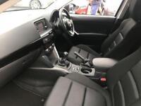 2015 Mazda CX-5 2.2d SE-L Nav 5dr Manual Diesel Estate