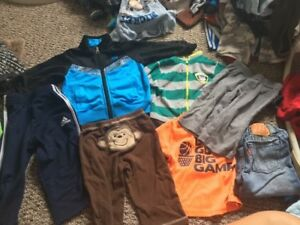 Size 12 months boy clothes