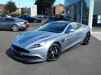 2013 Aston Martin Vanquish V12 2+2 2dr Touchtronic Automatic Petrol Coupe