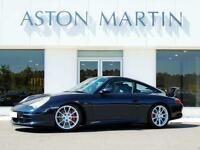 2003 Porsche 911 GT3 2dr Manual Petrol Coupe