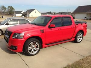 2010 Ford Explorer Sport Trac Adrenaline Pickup Truck