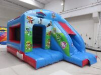 Brand new Airquee Bouncy castles REDUCED PRICE