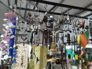 Wind chimes. Many different styles and sounds. START at $19.90 Heatherton Kingston Area Preview