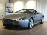 2017 Aston Martin V8 Vantage S Roadster S 2dr Sportshift Automatic Petrol Roadst