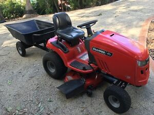 Snapper Ride on Mower and Trailer Ashgrove Brisbane North West Preview
