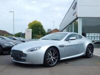 2007 Aston Martin V8 Vantage Coupe 2dr Sportshift Automatic Petrol Coupe