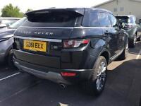 2011 Land Rover Range Rover Evoque 2.2 SD4 Prestige 5dr (Lux Pack Automatic Dies