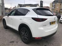 2017 Mazda CX-5 2.2d Sport Nav 5dr Automatic Diesel Estate