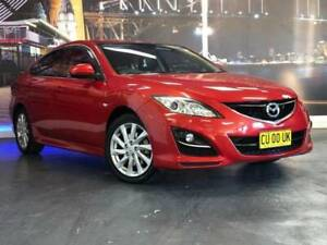 FROM $49 P/WEEK ON FINANCE* 2012 MAZDA 6 HATCHBACK TOURING Blacktown Blacktown Area Preview