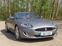 2012 Jaguar XK 5.0 Supercharged V8 R 2dr Automatic Petrol Convertible