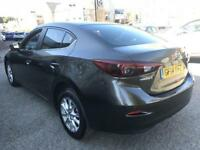 2014 Mazda 3 2.0 SE-L Nav 4dr Manual Petrol Saloon