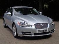 2011 Jaguar XF 3.0d V6 Luxury Automatic Diesel Saloon