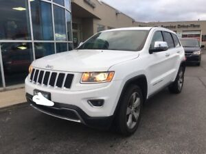 2016 Jeep Grand Cherokee Limited | LTHR | REAR CAM | SUNROOF |