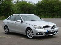 2012 Mercedes-Benz C-Class C220 CDI BlueEFFICIENCY SE Automatic Diesel Saloon