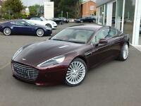 2017 Aston Martin Rapide S V12 (552) 4dr Touchtronic III Automatic Petrol Saloon