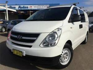 FROM $76 P/WEEK ON FINANCE* 2011 HYUNDAI iLOAD 4D Blacktown Blacktown Area Preview
