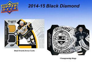 2014-15 Upper Deck Black Diamond Hockey Cards Hobby Box Kitchener / Waterloo Kitchener Area image 6