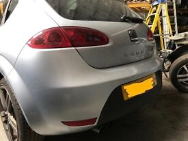Seat Leon Fr mk2 2006-2012 breaking - engine gearbox wing door seats wheel mirror driveshaft hub leg
