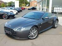 2013 Aston Martin V8 Vantage Coupe 2dr Sportshift (420) Automatic Petrol Coupe