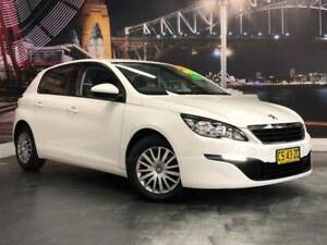 FROM $67 PER WEEK ON FINANCE* 2014 PEUGEOT 308 ACTIVE T9 Blacktown Blacktown Area Preview