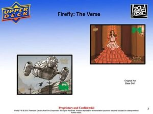 2015 Upper Deck FireFly: The Verse Trading Cards Box Kitchener / Waterloo Kitchener Area image 2