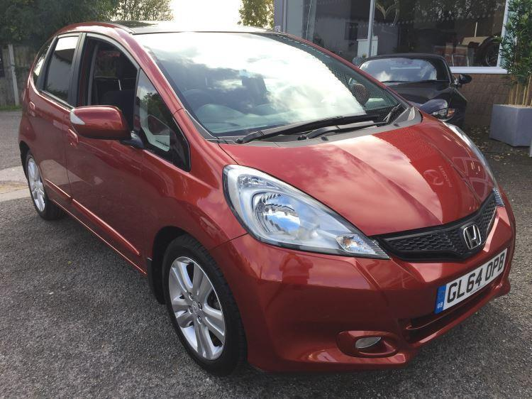 2014 Honda Jazz 1.3 i-VTEC EX-T 5dr Manual Petrol Hatchback