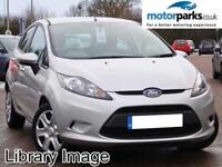 2010 Ford Fiesta 1.4 Zetec 5dr Manual Petrol Hatchback
