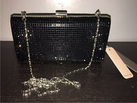 Jaques vert clutch bag brand new RRP £79
