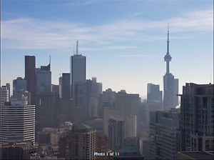 1-BDR+DEN CONDO @YONGE&COLLEGE FOR SHORT-TERM RENT @145$/DAY