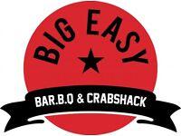 Host / Hostess - Big Easy Canary Wharf