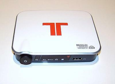 Dolby Digital Headset (Tritton AX720+ 720 v1.5 Decoder Box Only Dolby Digital 7.1 Surround Sound)
