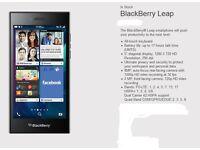 Blackberry Leap STR100-1 16GB 5-inch 4G LTE Mobile phone -UNLOCKED