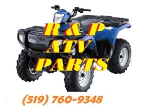 New & Used Polaris & Yamaha ATV/UTV Parts For Sale