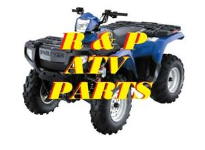 NEW & USED POLARIS ATV PARTS