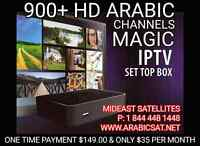 MidEast MAGIC Box - Arabic TV Channels