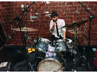 DRUM TEACHER SOUTH WEST LONDON AVAILABLE BEGINNER LESSONS LEARN A LOT MORE!