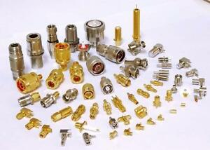 Audio XLR Connectors, RCA Connectors , RF Connectors, Stereo Connectors, DC Power Jack Connectors