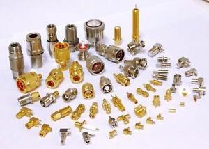 Audio Connectors, XLR Connectors, RCA Connectors , RF, Stereo Connectors, DC Power Jack Connector